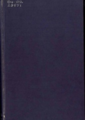 Cover image of the Commonwealth Naval Orders from 1946