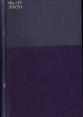 Cover image of the Commonwealth Naval Orders from 1951