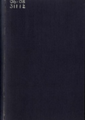 Cover image of the Commonwealth Naval Orders from 1952