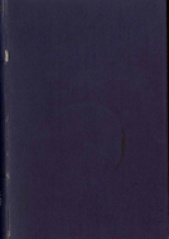 Cover image of the Commonwealth Naval Orders from 1953