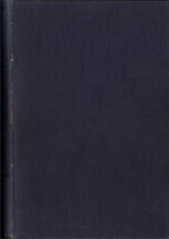 Cover image of the Commonwealth Naval Orders from 1954
