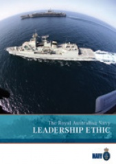 Royal Australian Navy Leadership Ethic cover image.