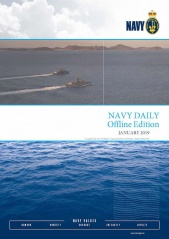 Navy Daily offline edition