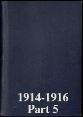 Naval Staff Monographs 1914-1916 part 5
