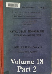 Naval Staff Monographs Vol XVIII part 2