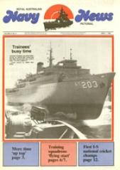 Navy News - 1 April 1988
