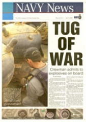 Navy News from 10 April 2003