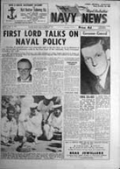 Navy News - 14 April 1961