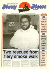 Navy News - 15 April 1988