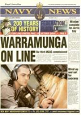Navy News - 16 April 2001
