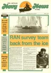 Navy News - 17 April 1987