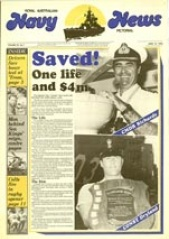 Navy News - 18 April 1986