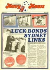 Navy News - 20 April 1984