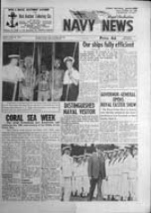 Navy News - 22 April 1960