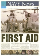 Navy News from 24 April 2003