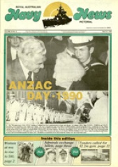 Navy News - 27 April 1990