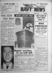 Navy News - 3 April 1959