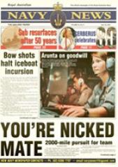 Navy News - 30 April 2001
