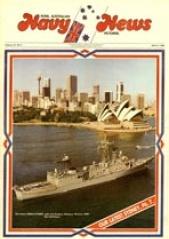 Navy News - 6 April 1984