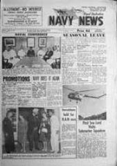 Navy News - 8 April 1960