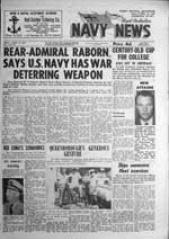 Navy News - 12 August 1960