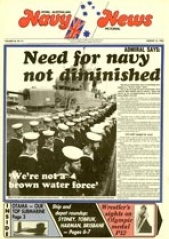 Navy News - 12 August 1983