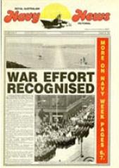 Navy News - 16 August 1991