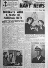 Navy News - 18 August 1961