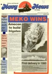 Navy News - 18 August 1989