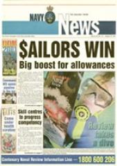 Navy News - 20 August 2001