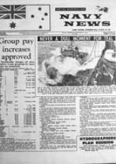 Navy News - 21 August 1970