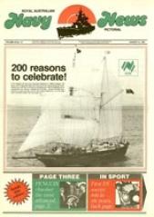 Navy News - 21 August 1987