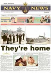 Navy News - 21 August 2000