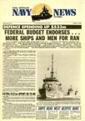 Navy News - 22 August 1980
