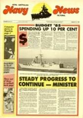 Navy News - 23 August 1985