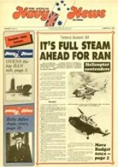 Navy News -  24 August 1984