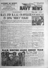 Navy News - 26 August 1960