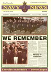 Navy News - 28 August 1995