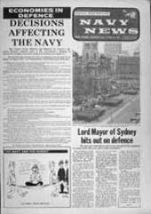 Navy News - 31 August 1973