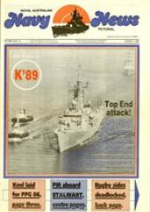 Navy News - 4 August 1989