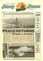 Navy News - 5 August 1988