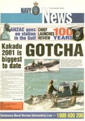 Navy News - 6 August 2001