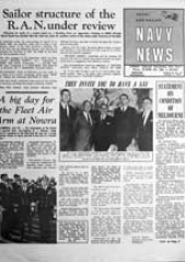 Navy News - 7 August 1970