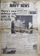 Navy News - 8 August 1958
