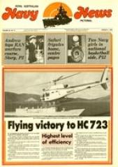 Navy News - 9 August 1985