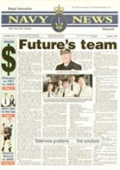 Navy News -  9 August 1999