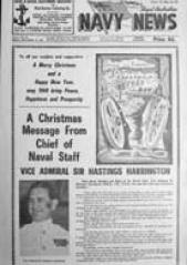 Navy News - 13 December 1963