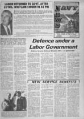 Navy News - 15 December 1972