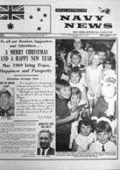 Navy News - 20 December 1968