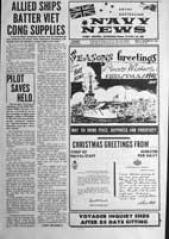 Navy News - 22 December 1967